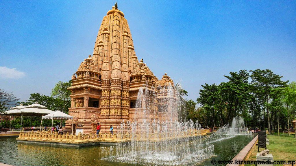 CG Temple Shashwat Dham – Place to Visit in Nepal