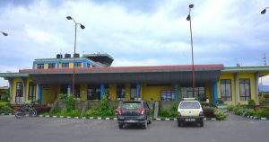 Taxi inside dhangadhi airport