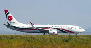 Biman Bangladesh Boeing 737 image