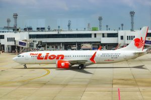 Lion Air Boeing 737 Max 9 HS LSH Boeing