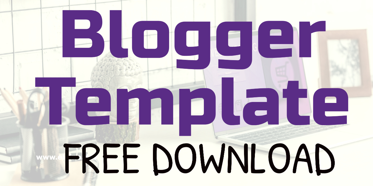 Blogger Template Free Download