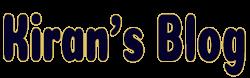 Kiran Subedi Blog Logo