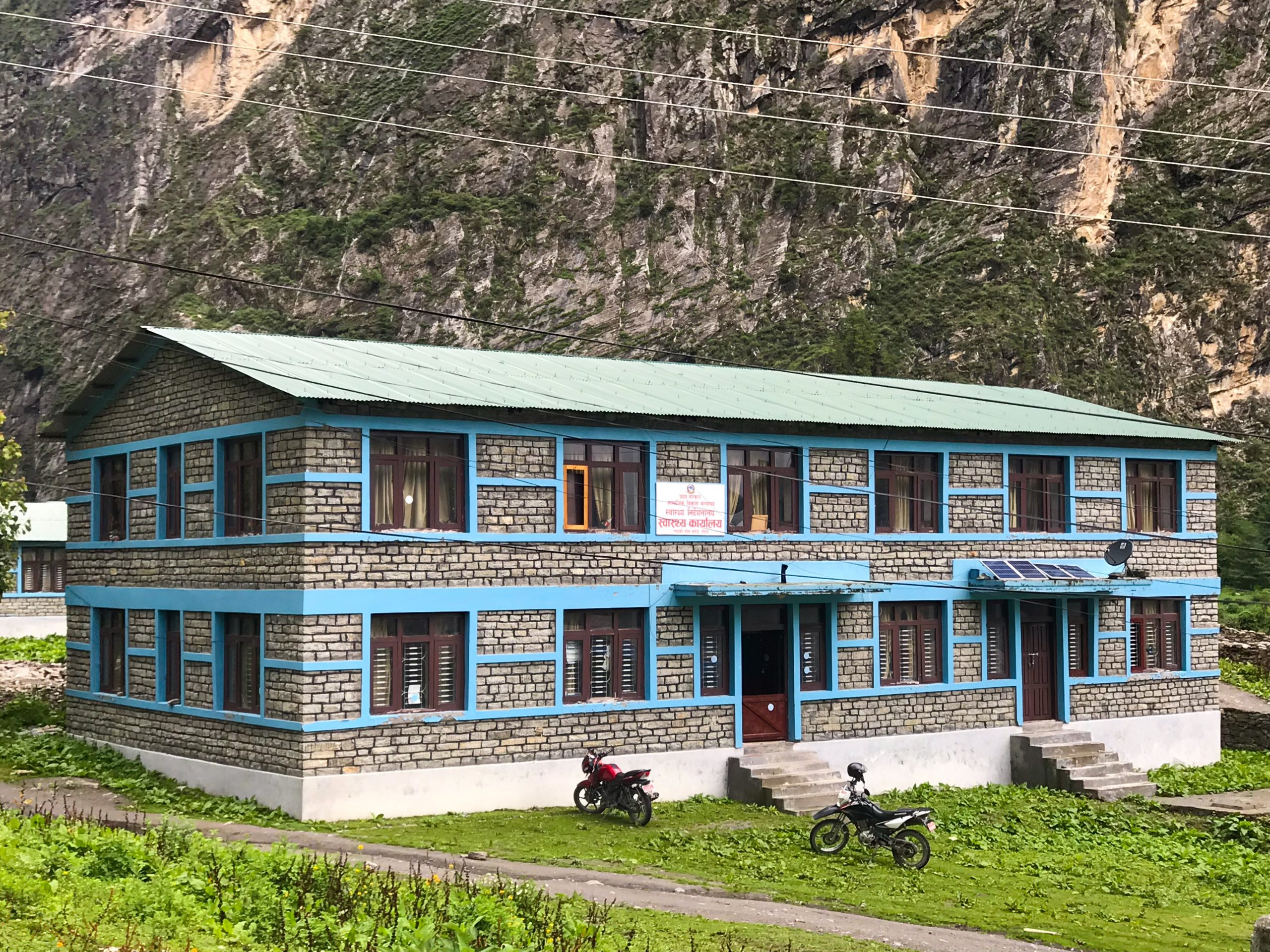District Health Office, Manang Building