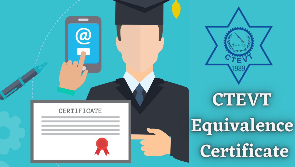 Process of getting CTEVT Equivalence Certificate
