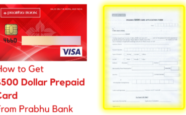 How to Get $500 Dollar Prepaid Card From Prabhu Bank